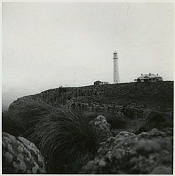 Tasman Island Lighthouse 1967